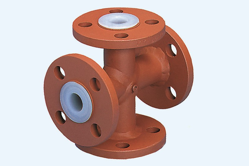 Lined pipe and valve products