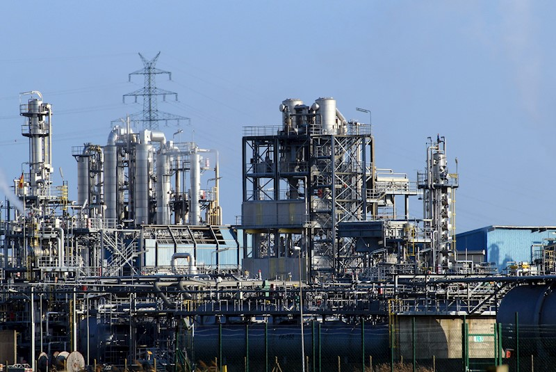 Chemical, Petroleum Refinery & Petrochemical