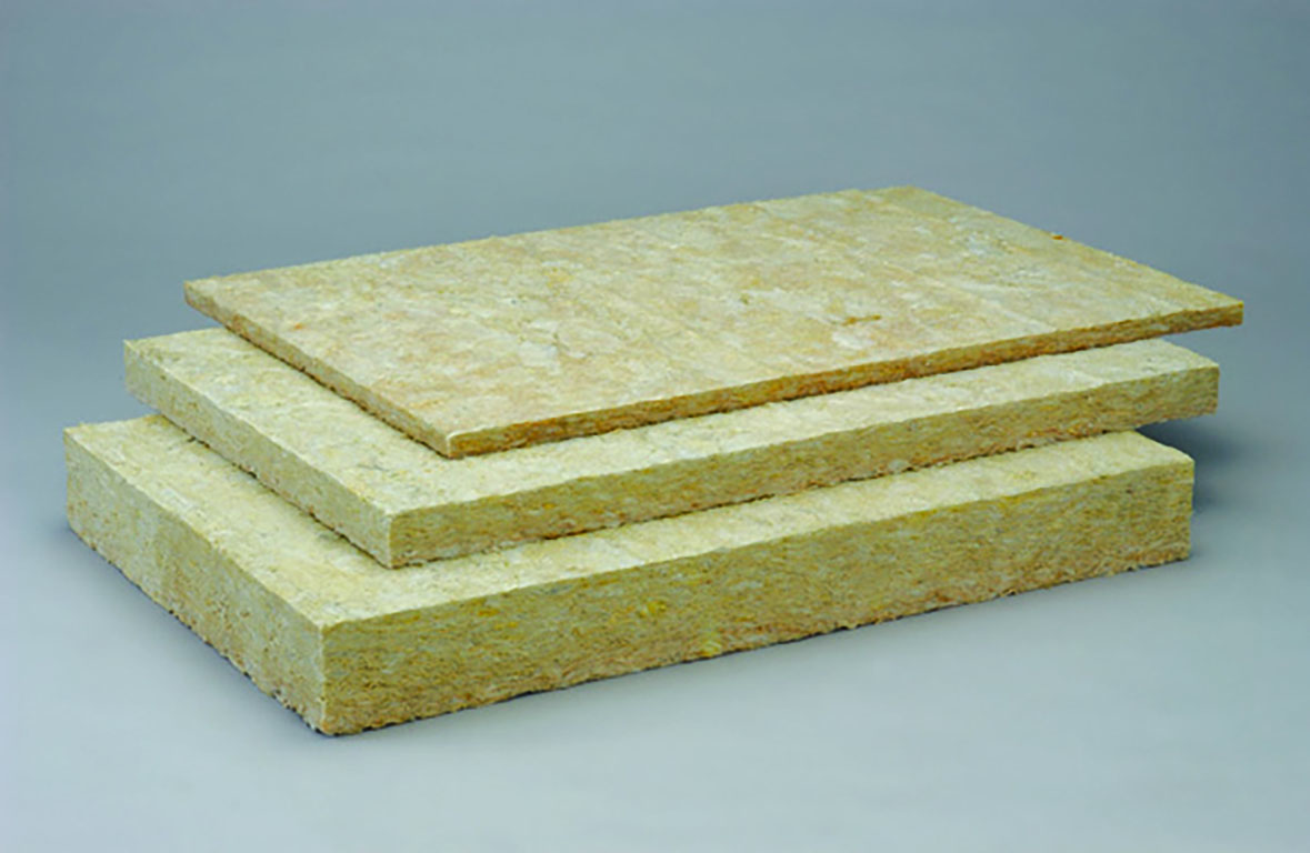 heat insulation Material Made of Rock Wool