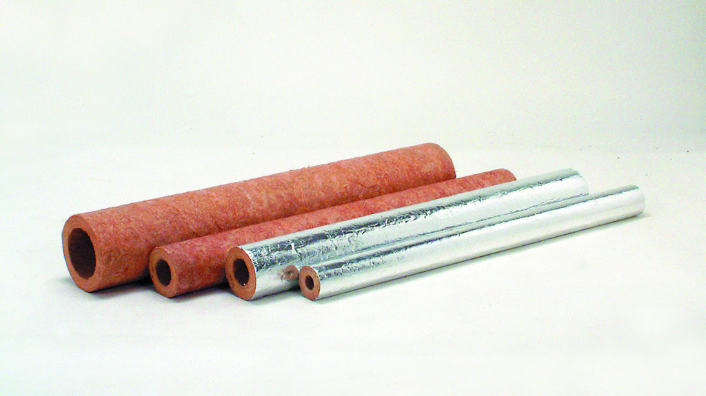 Heat Insulation Materials for Piping