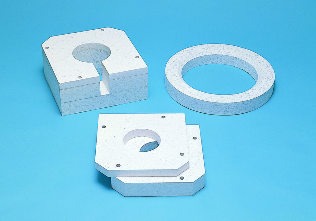 Board Type Heat Insulation Materials for transfer Casting and Holding