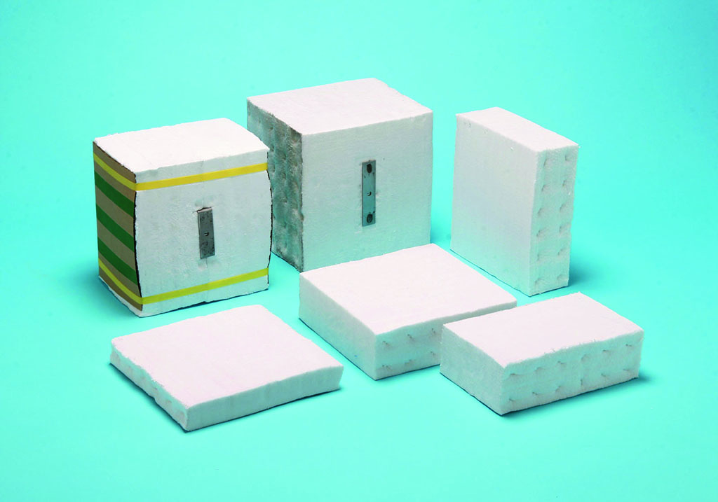 Ceramic Fibre Heat Insulation Material
