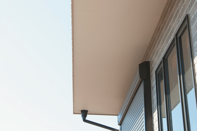 Eaves and soffit boards