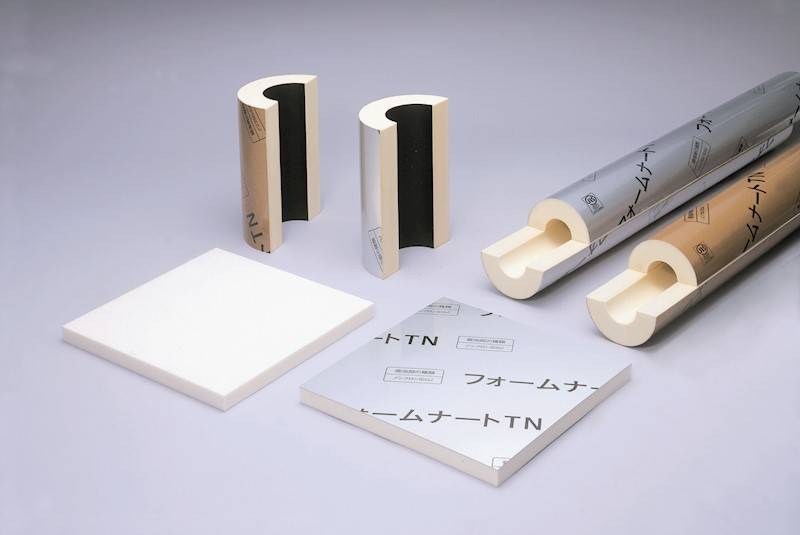 Heat-insulation material for cryogenic pipes