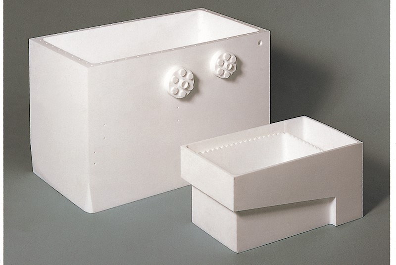 Fluoropolymer Containers