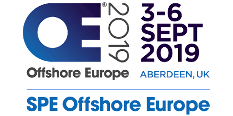 SPE Offshore Europe 2019 in Aberdeen, UK (3rd-5th September 2019).