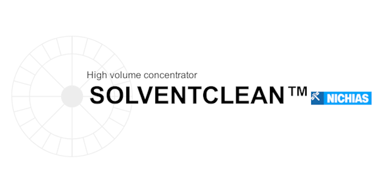 NICHIAS SOLVENTCLEAN™ – VOC abatement series – Part 2.