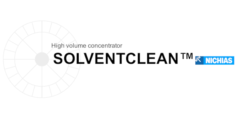 NICHIAS SOLVENTCLEAN™ – VOC abatement series – Part 8.