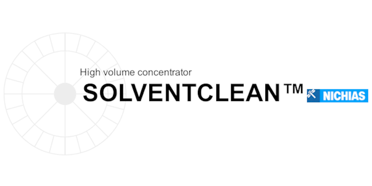 NICHIAS SOLVENTCLEAN™ – VOC abatement series – Part 9.
